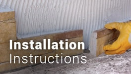 installation instructions mathios stone