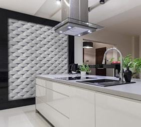 Kitchen Atlas White Mathios Stone