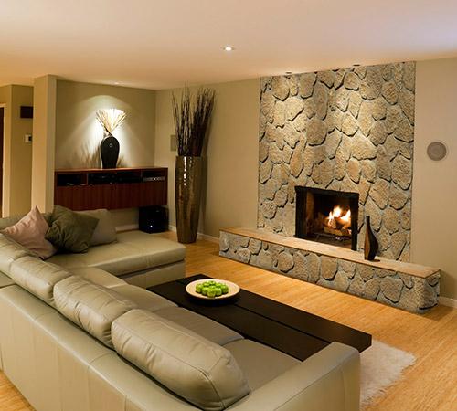 Ekali Champagne Living Room