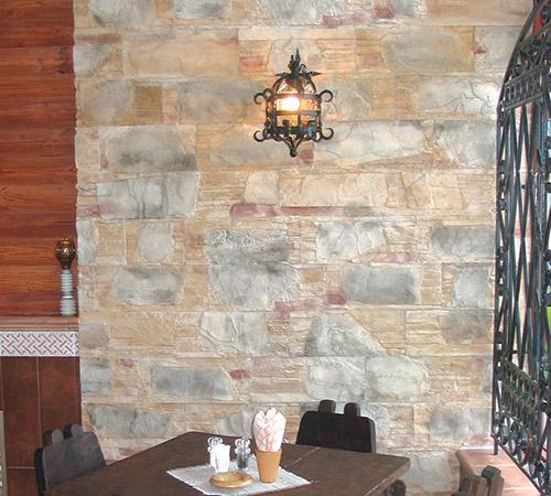 Highland Blend Earth Restaurant Interior