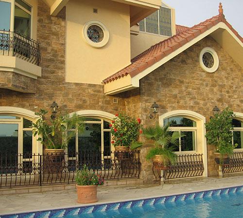 Highland Blend Gold Shahli Villa Exterior