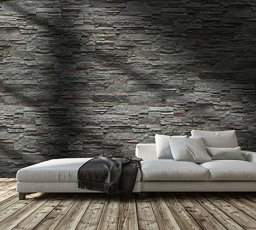 Highland Lava Living Room
