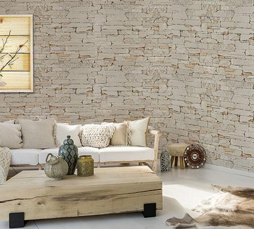 Isola Cream Wohnzimmer