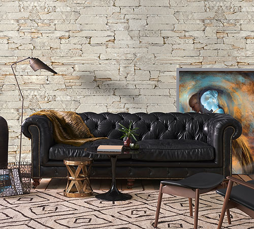 Isola Cream Living Room