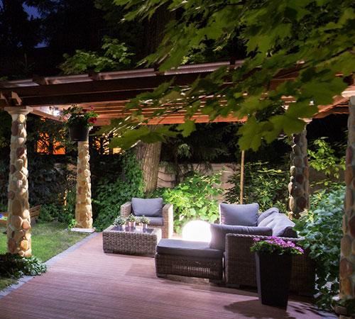 Rio Grande Earth Garten