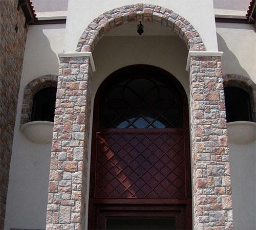 Tuscany Four Seasons Entrance