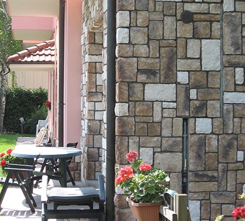 Tuscany Brown House