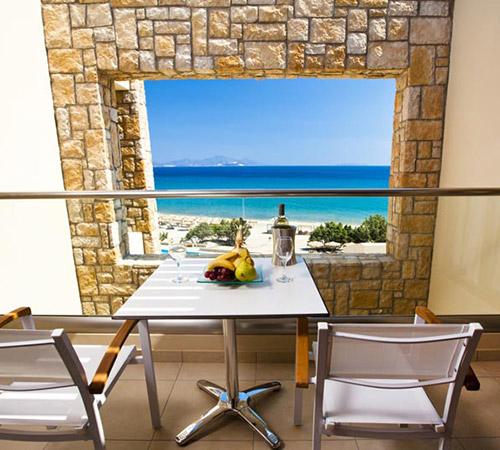 Toskana Champagner Fenster Panorama
