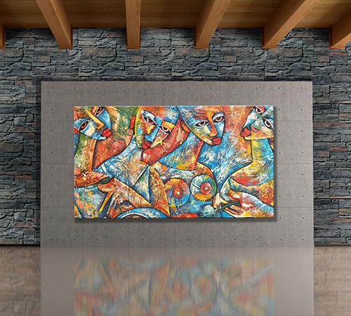 Altaia Lava Gallery Room