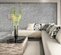 Living Room delos white mathios stone