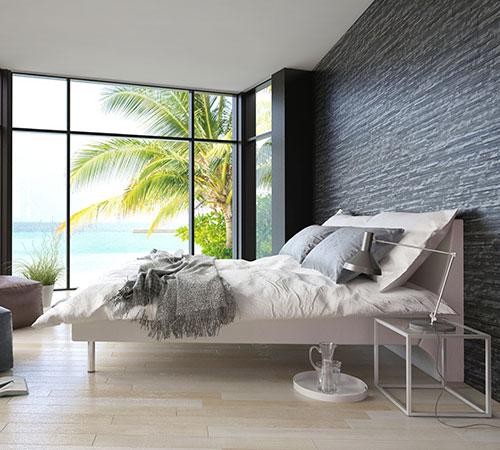 Dune Gray Bedroom