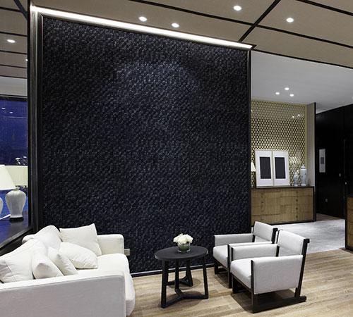 Delos Black Lobby