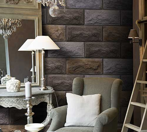 Mont Blanc Gray Interior Decoration