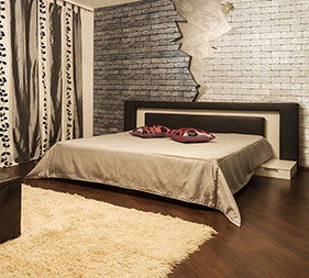 Cosmopolitan Masterbrick-&-Eclipse-Masterbtick Bed Room (mix)