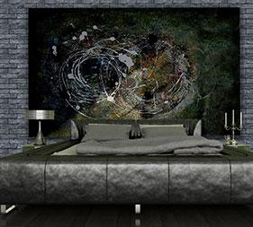 Eclipse Masterbrick Bedroom
