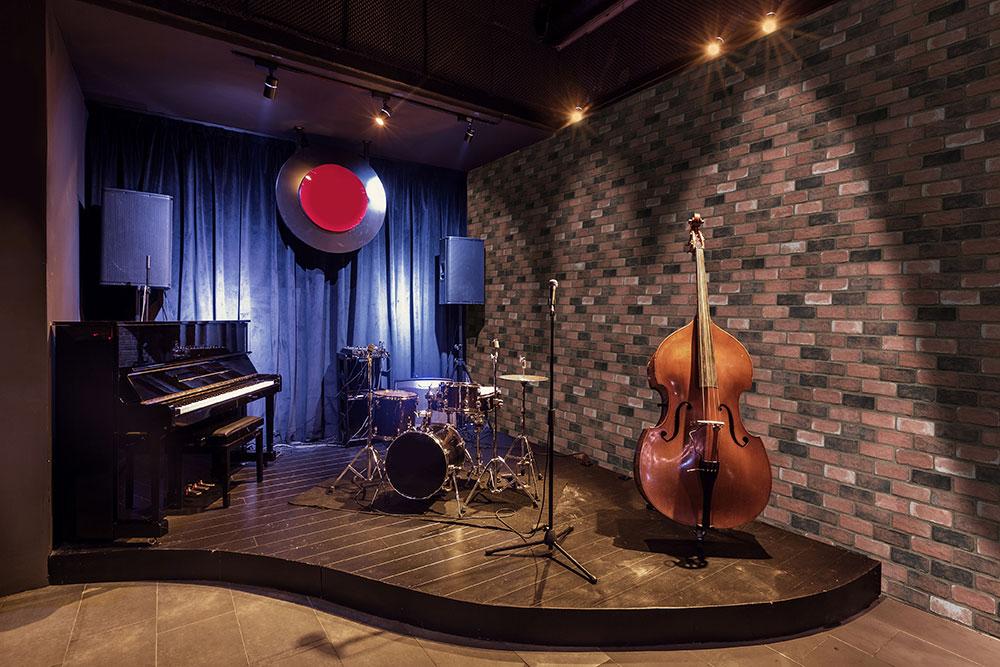 Masterbrick Aged Red Jazz Club