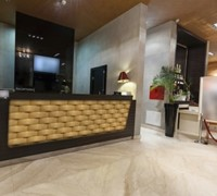 Hotel Reception Atlas Aristocracy - Mathios Stone Jewellery Line