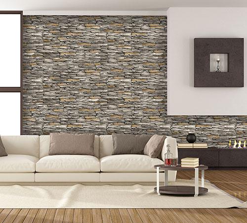 Cordillera Gray Living Room