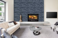 Fireplace Highland Eclipse - Mathios Stone Jewellery Line