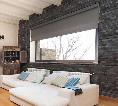 Masterbrick Black Living Room