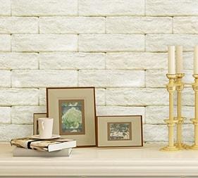 Closeup Living Room Masterbrick Cosmopolitan Mathios Stone Jewellery Line