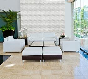 Living Room Masterbrick Cosmopolitan Mathios Stone Jewellery Line