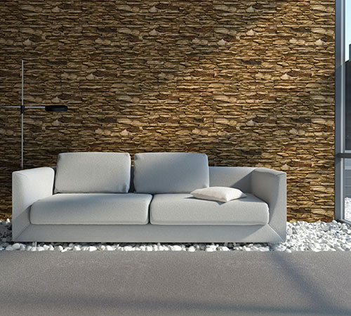 Cordillera Earth Living Room