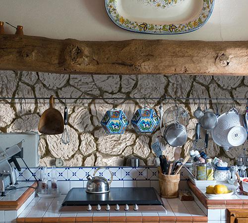Terra Creme Küche