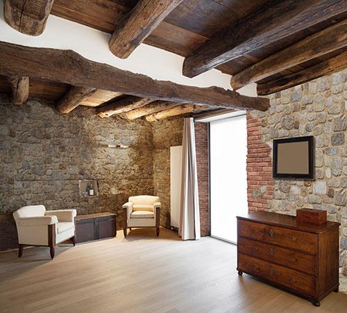 Arcadian & Colonial Brick Keramos Interior Old Style