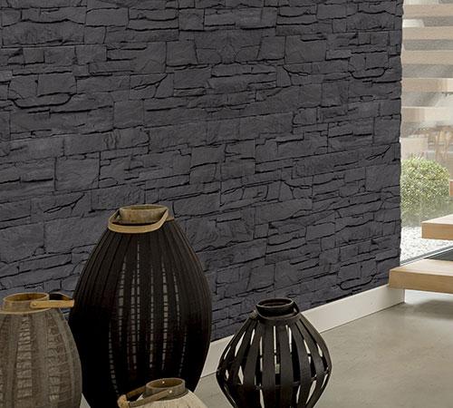 Isola Black Living Room