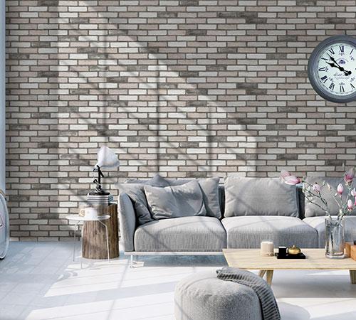Masterbrick White Grained Interior