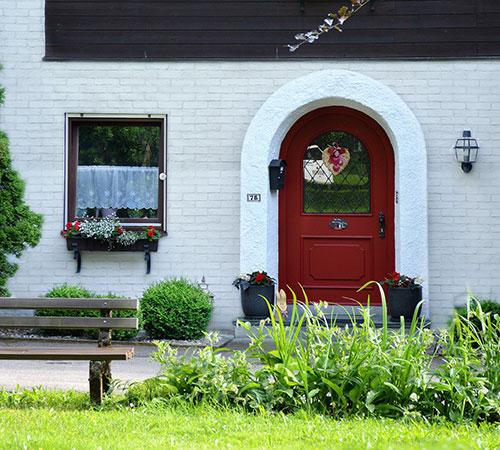 Masterbrick White Facade Residence