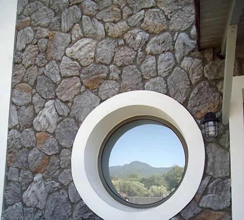 Terra Gray Window Reflex
