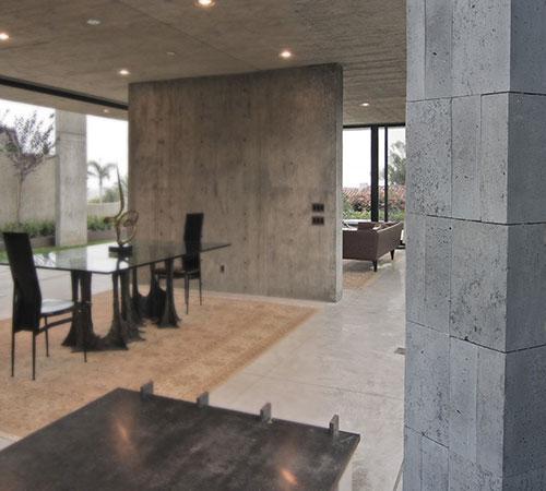 Tivoli Interior Corner