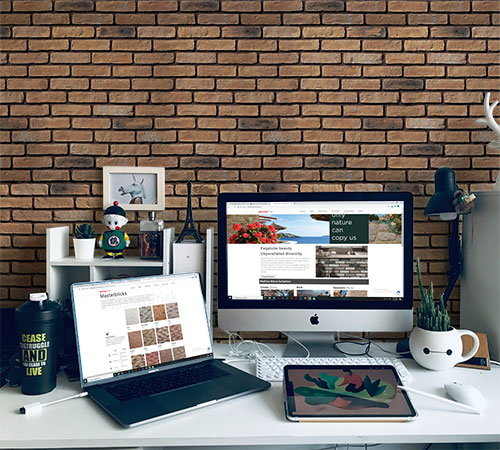Masterbrick Amber Home Office