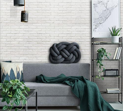 Masterbrick White Living Room