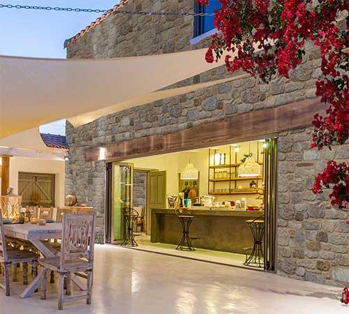 Arcadian traditionelles Restaurant